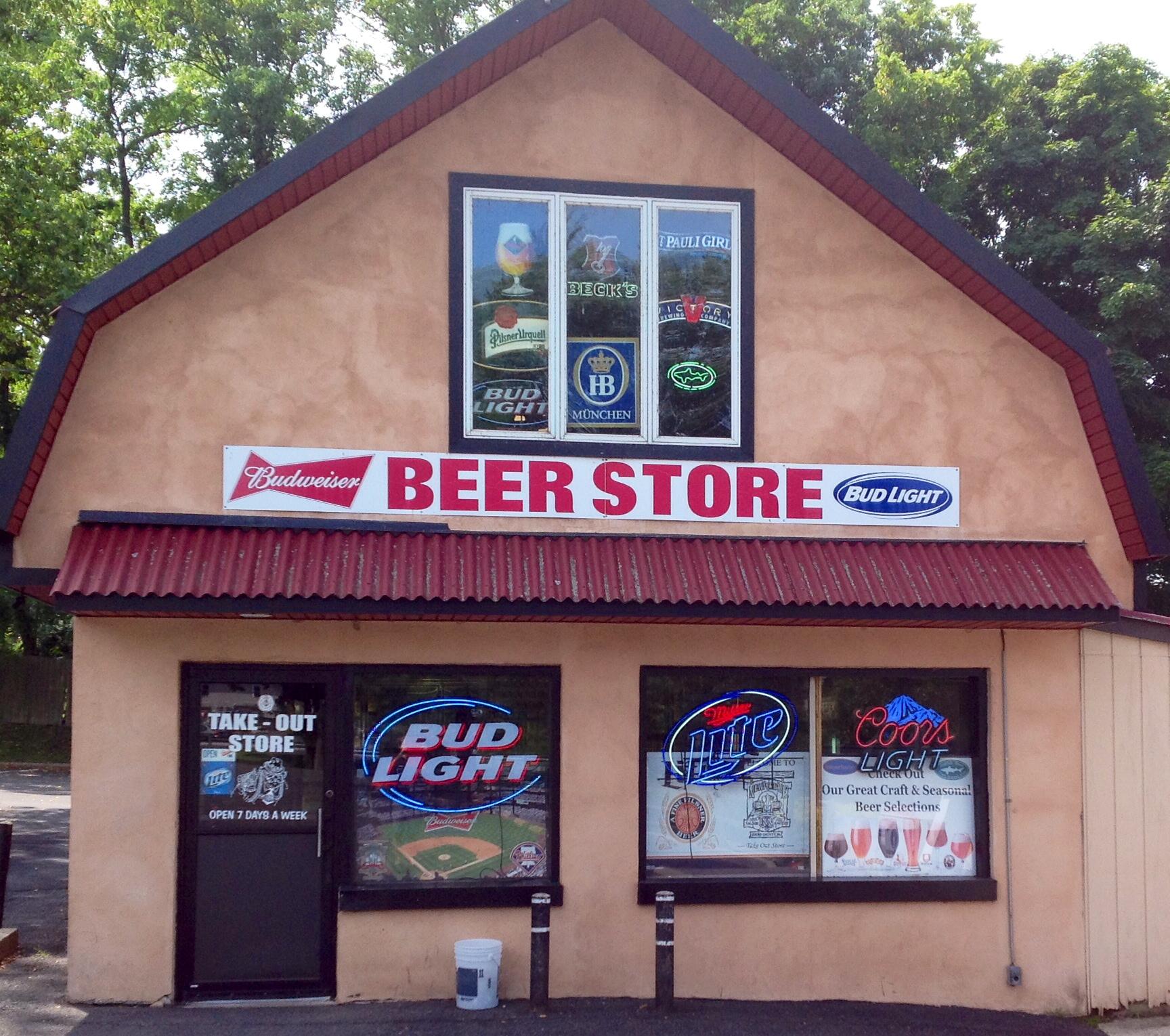 Beer Take Out | Newportville Inn